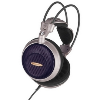 Audio-Technica Import ATH-AD700 Open-air Dynamic Headphone - Wired - 5 Hz 30 kHz - Gold Plated - Binaural - 9.84 ft Cable