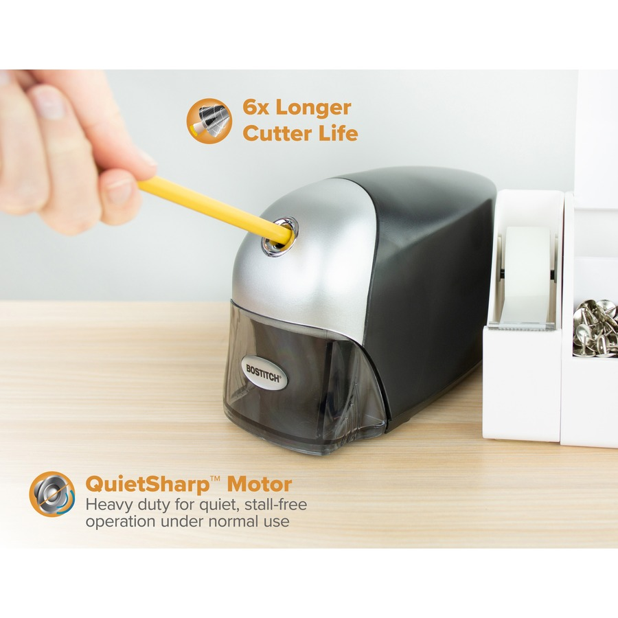 Bostitch QuietSharp Executive Electric Pencil Sharpener