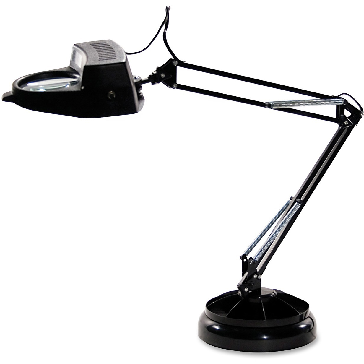 ledu full spectrum magnifier desk lamp ledl9087. Black Bedroom Furniture Sets. Home Design Ideas