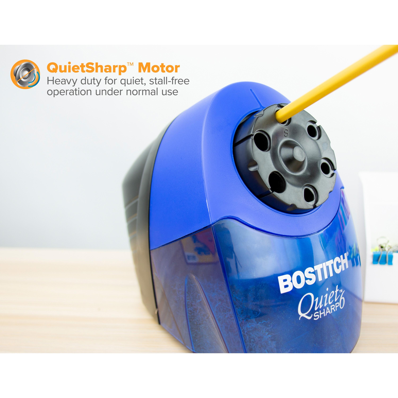 Bostitch QuietSharp 6 Classroom Electric Pencil Sharpener