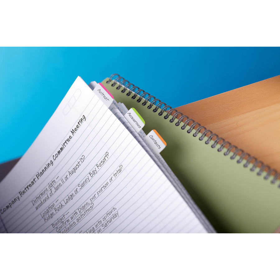 Post-it Durable File Tab