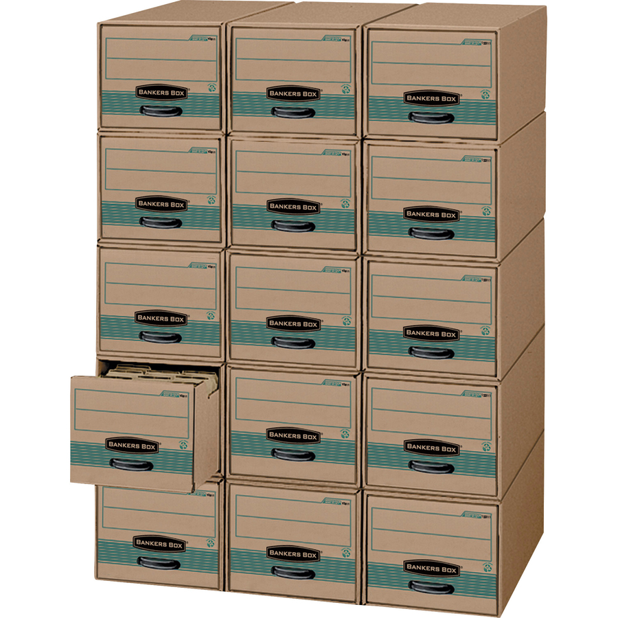 Bankers Box Stor/Drawer Steel Plus - Letter