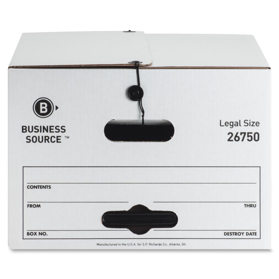 Business Source File Storage Box