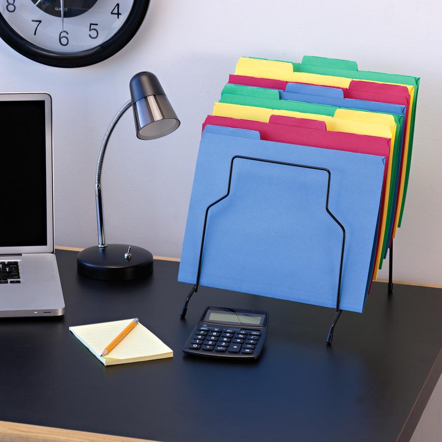 Smead Pick A Tab™ File Folder Letter 8 1/2 x 11 Sheet Size 1/  #B29319
