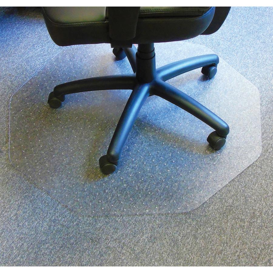 Floortex Ultimat 9 Medium pile Carpet Chair Mat fice Supply King