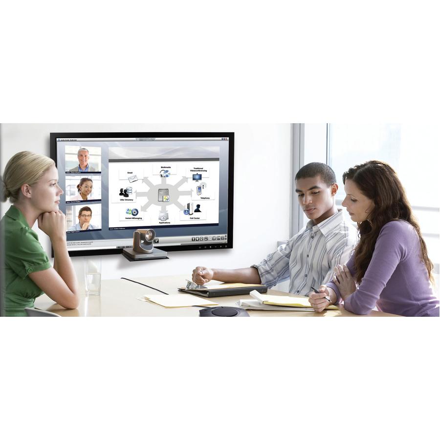 ClearOne UNITE 200 Video Conferencing Camera - 2.1 Megapixel - 60 fps - USB 3.0_subImage_2