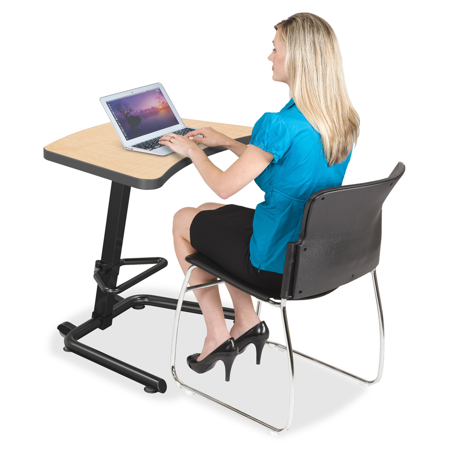 Balt Up Rite Student Height Adjustable Sit Stand Desk ICC