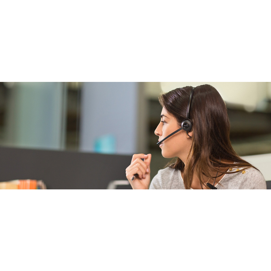 Plantronics Corded Headset with USB Connection_subImage_2