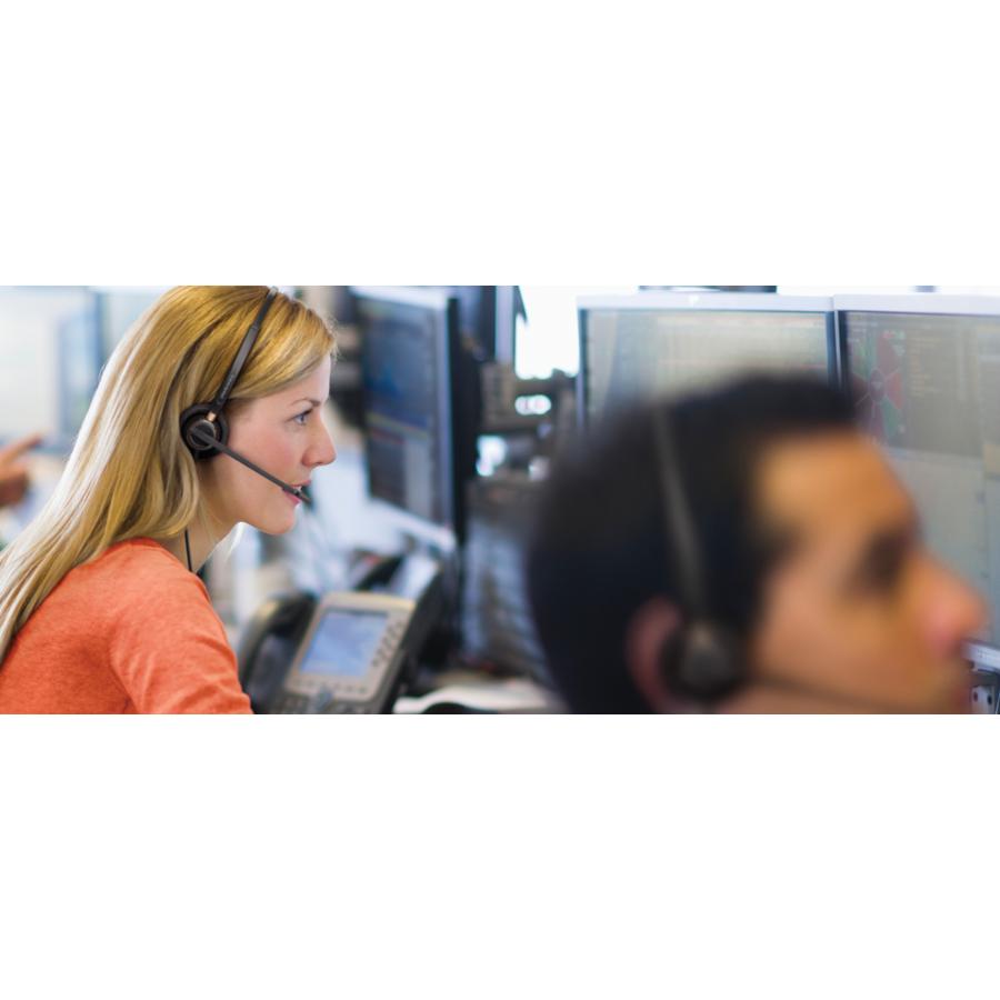 Plantronics EncorePro 700 Digital Series Customer Service Headset_subImage_2