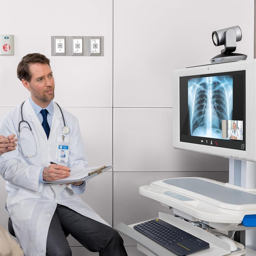 Logitech Video Conferencing Camera - 30 fps - USB_subImage_2