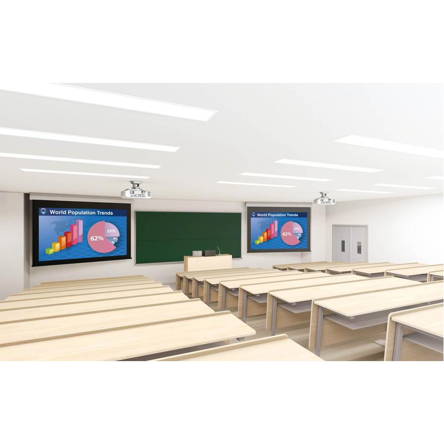 Panasonic PT-VZ585N LCD Projector - 16:10_subImage_2