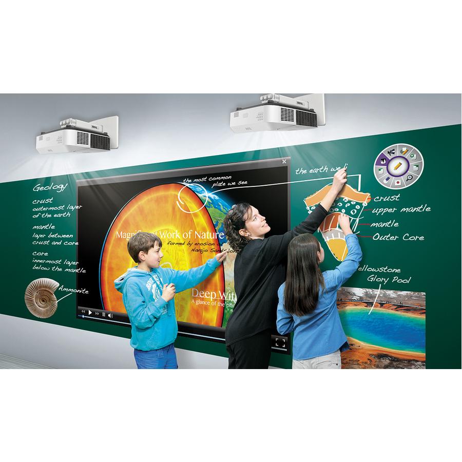 BenQ LW890UST 3D Ready Ultra Short Throw DLP Projector - 16:10_subImage_2