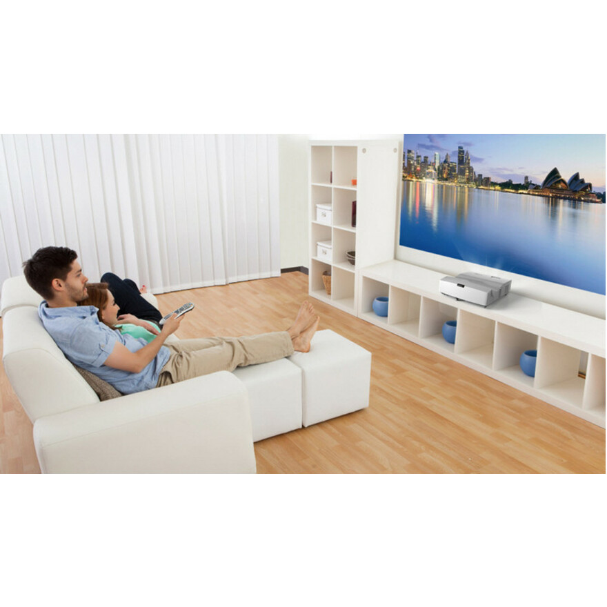 Optoma GT5600 3D Ultra Short Throw DLP Projector - 16:9 - White_subImage_2