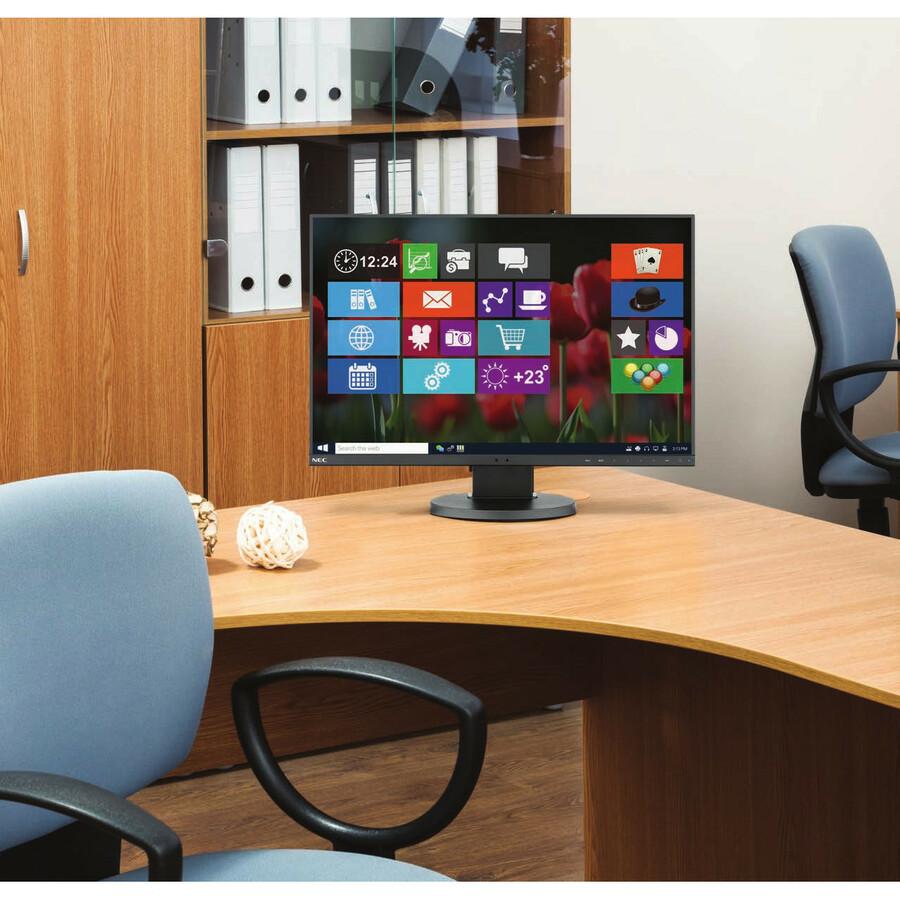 "NEC Display MultiSync EA271Q-BK 27"" WQHD WLED LCD Monitor - 16:9 - Black_subImage_2"