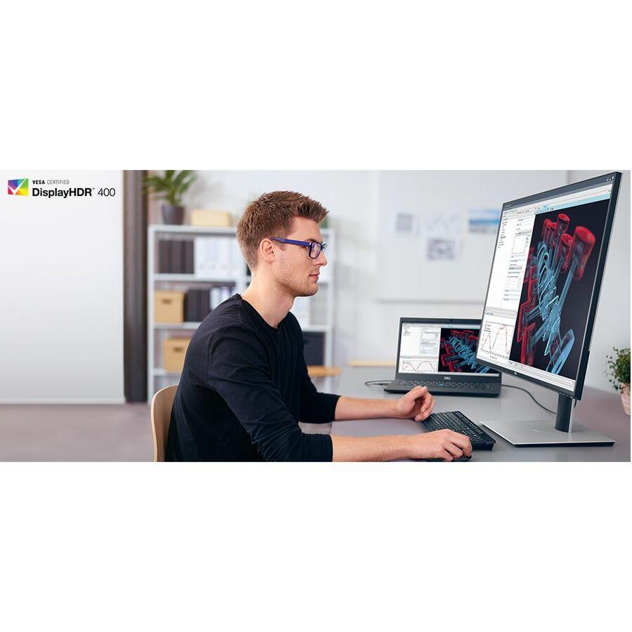 "Dell UltraSharp U3219Q 31.5"" 4K UHD Edge LED LCD Monitor - 16:9_subImage_2"