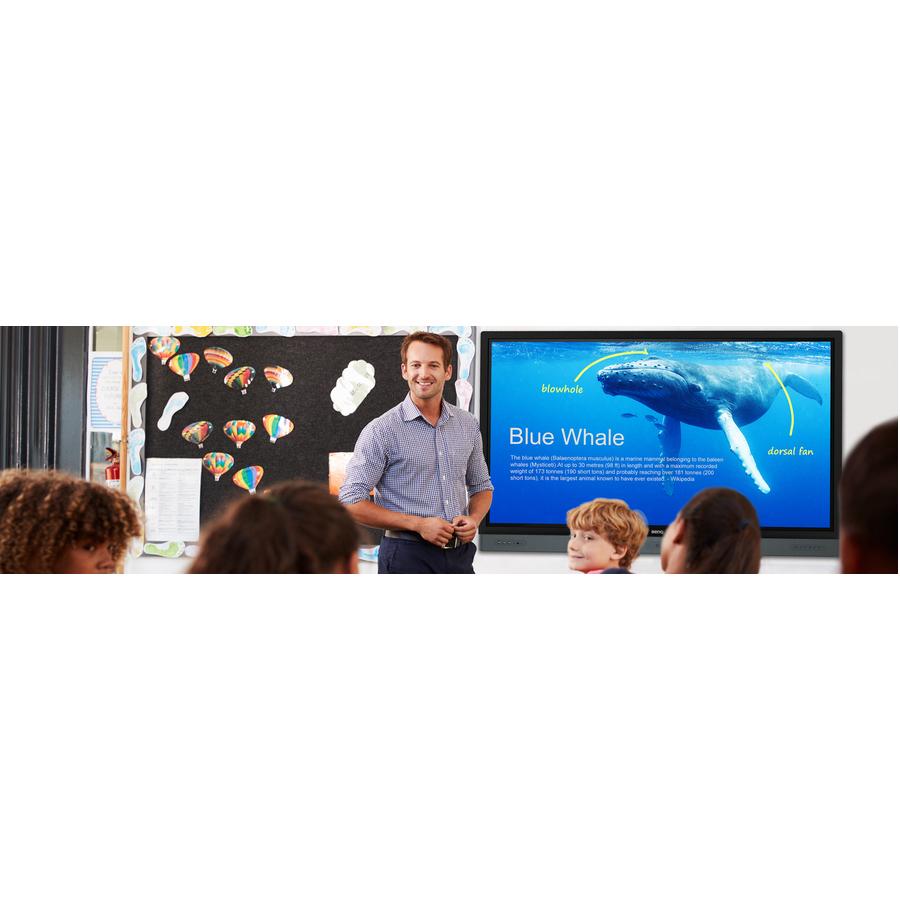 "BenQ Education RP7501K 75"" LCD Touchscreen Monitor - 16:9 - 8 ms_subImage_2"