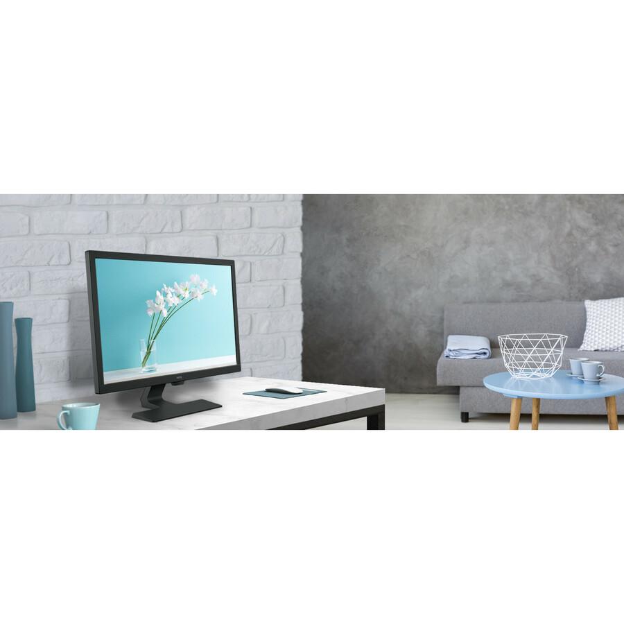 "BenQ GL2480 23.8"" Full HD WLED LCD Monitor - 16:9 - Black_subImage_2"