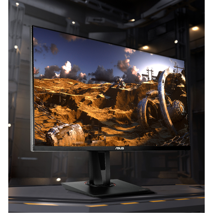 "TUF VG27AQ 27"" WQHD Gaming LCD Monitor - 16:9 - Black_subImage_2"