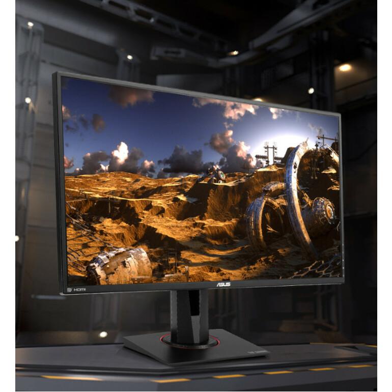 "TUF VG27BQ 27"" WQHD LED Gaming LCD Monitor - 16:9 - Black_subImage_2"