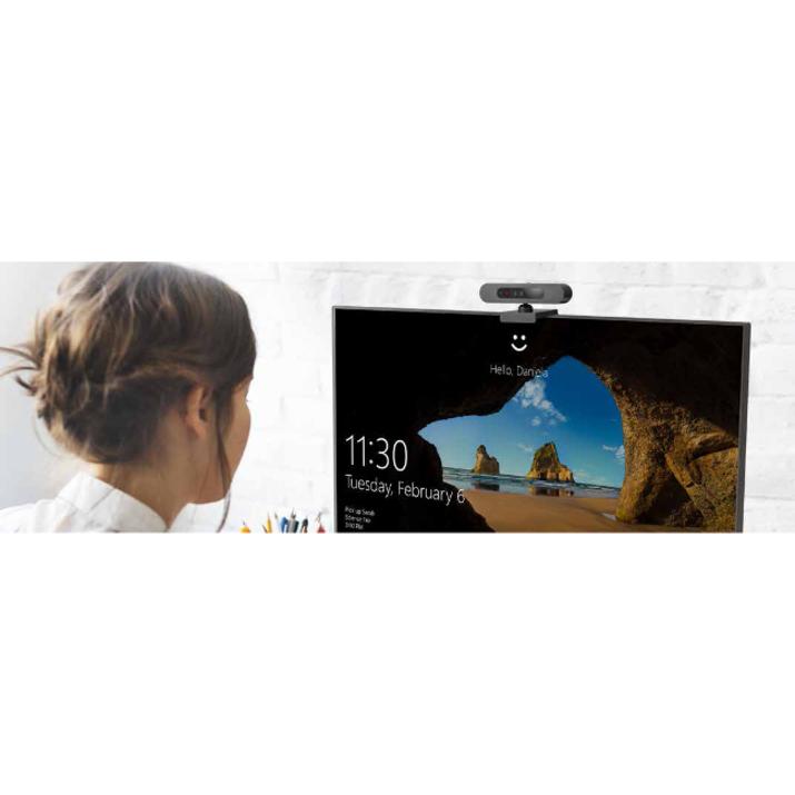Lenovo Webcam - 30 fps - Black - USB 2.0 - Retail - 1 Pack(s)_subImage_2