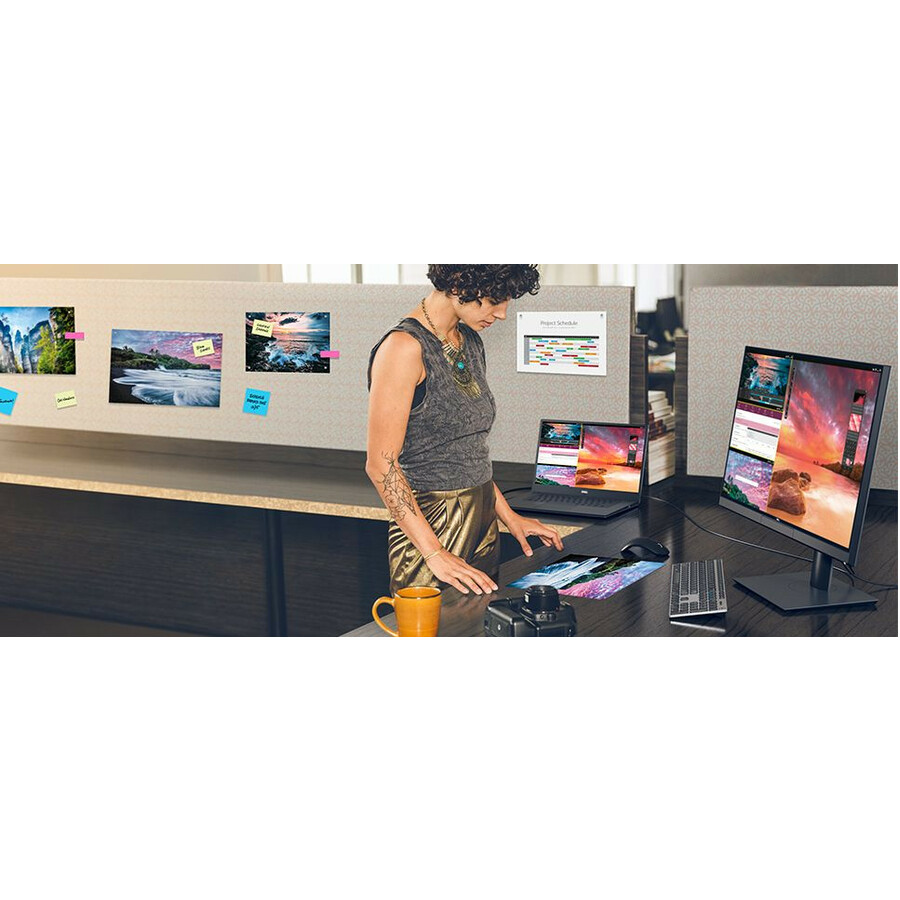 "Dell UltraSharp UP2720Q 27"" 4K UHD WLED LCD Monitor - 16:9_subImage_2"