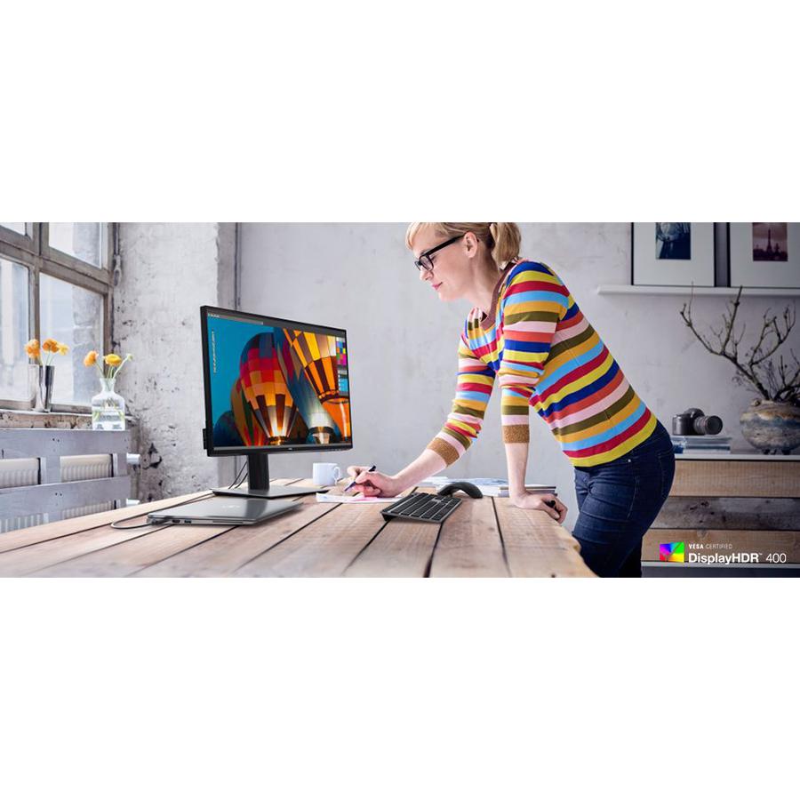 "Dell UltraSharp U2520D 25"" WQHD Edge WLED LCD Monitor - 16:9_subImage_2"