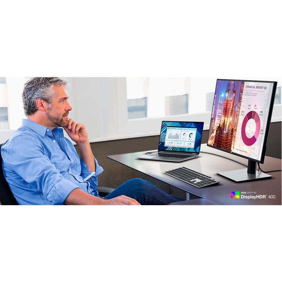 "Dell UltraSharp U2720Q 27"" 4K UHD LED LCD Monitor - 16:9_subImage_2"
