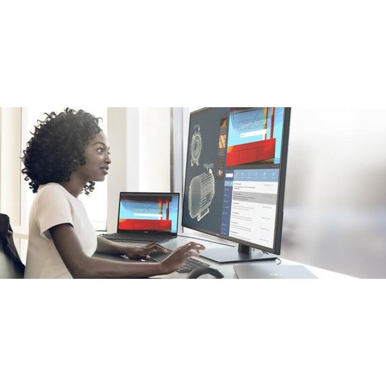 "Dell UltraSharp U4320Q 42.5"" 4K UHD LED LCD Monitor - 16:9_subImage_2"