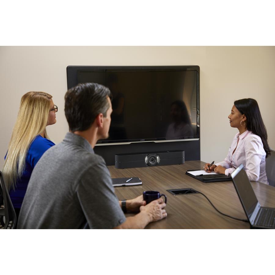 Vaddio HuddleSHOT Video Conferencing Camera - 2.1 Megapixel - 60 fps - Black - USB 3.1 - TAA Compliant_subImage_2