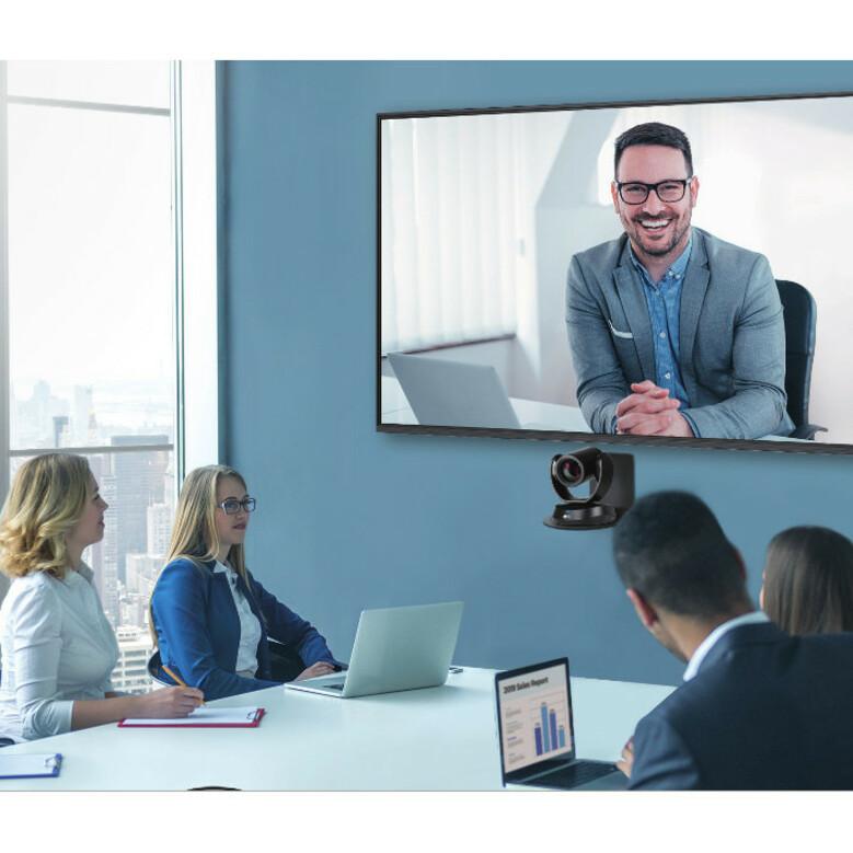 AVer CAM520 Pro (PoE) Video Conferencing Camera - 2 Megapixel - 60 fps - USB 3.1_subImage_2
