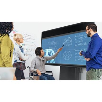 """Dell C8621QT 85.6"""" LCD Touchscreen Monitor - 16:9 - 8 ms GTG_subImage_2"""