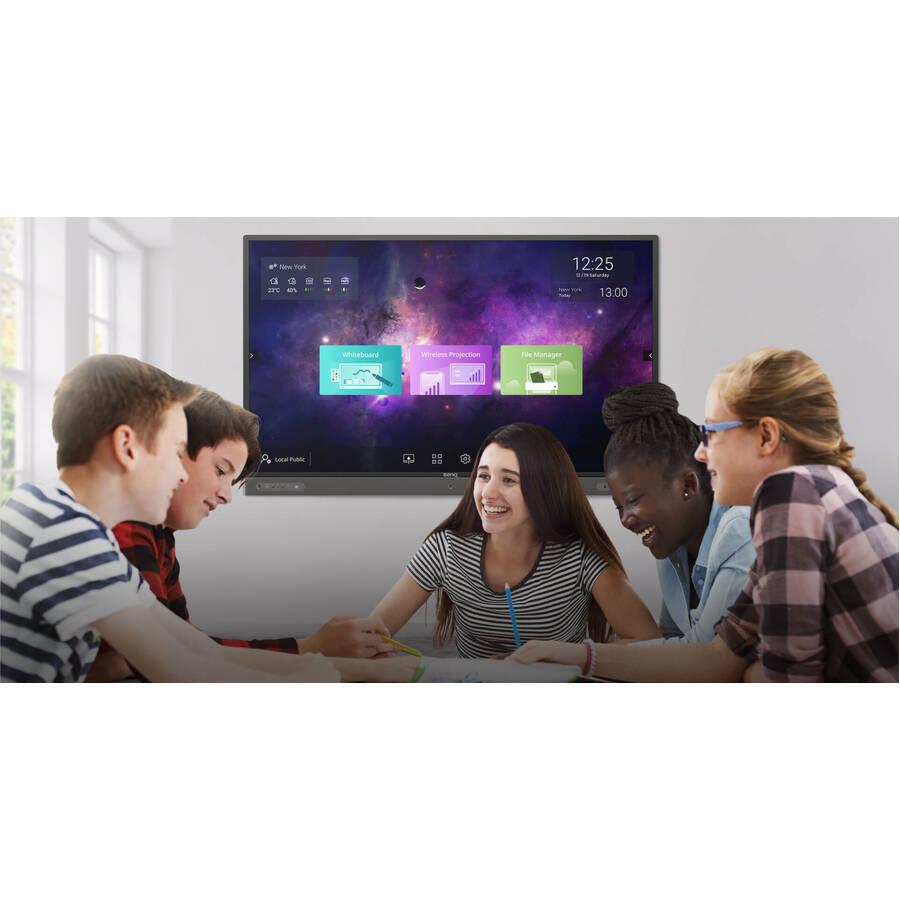 "BenQ RP7502 75"" LCD Touchscreen Monitor - 16:9 - 8 ms_subImage_2"