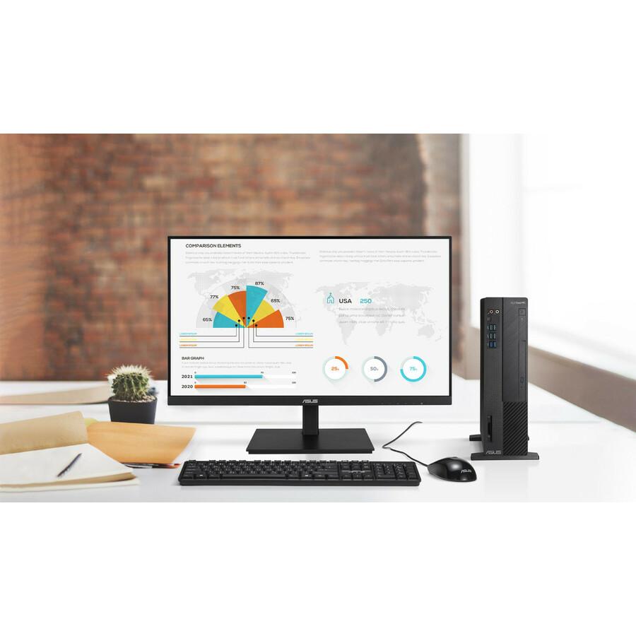 "Asus VA27DQSB 27"" Full HD WLED LCD Monitor - 16:9 - Black_subImage_2"