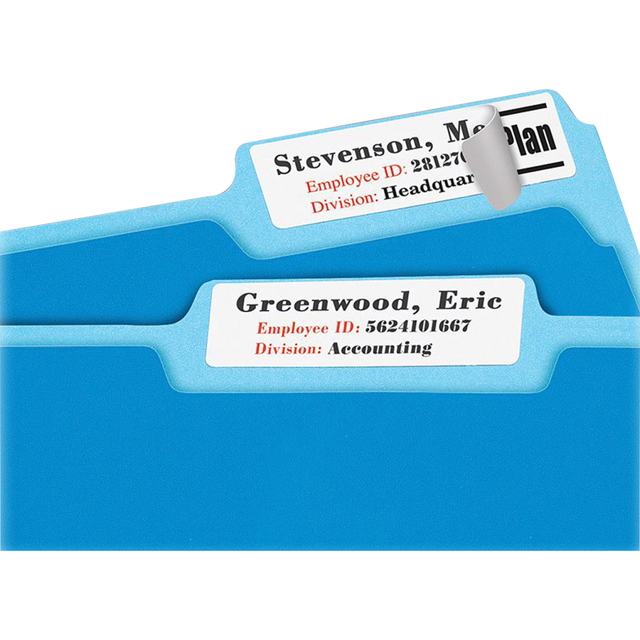avery template 5027 - discount ave5027 avery 5027 avery extra large filing label