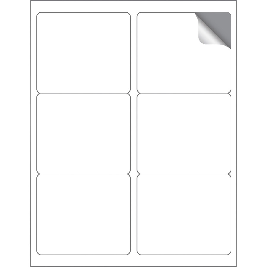 Maco ml 0600 maco shipping label macml0600 mac ml 0600 for Maco laser and inkjet labels template