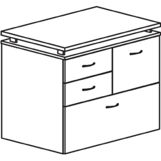 Filing Rotary File Ez2 Datum Cabi s together with 8802823 moreover 215 additionally HON 800 Series Wide Lateral File With Storage Cabi   HON885LSQ furthermore HON Brigade 800 Series Lateral File  HON885LSL. on locking storage cabinet with drawers