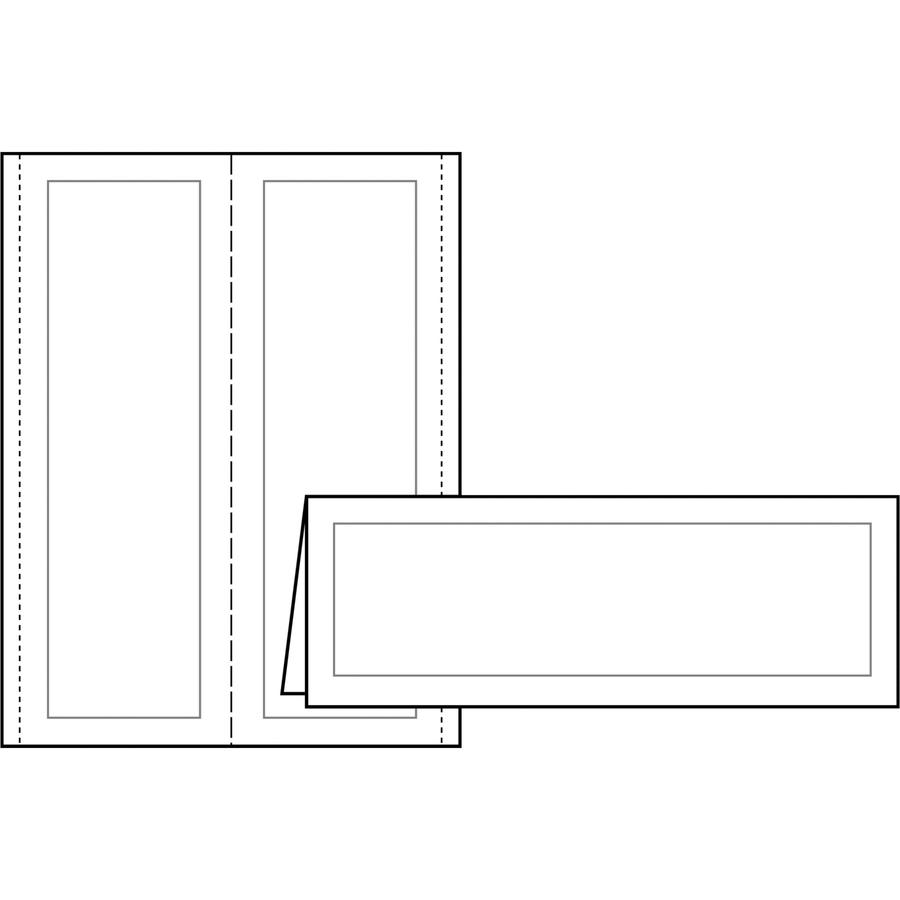 Avery Laser Inkjet Print Tent Card 123 Office Solution