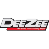 Dee Zee DZ17939 Black Composite Rubber Universal Splash Guards