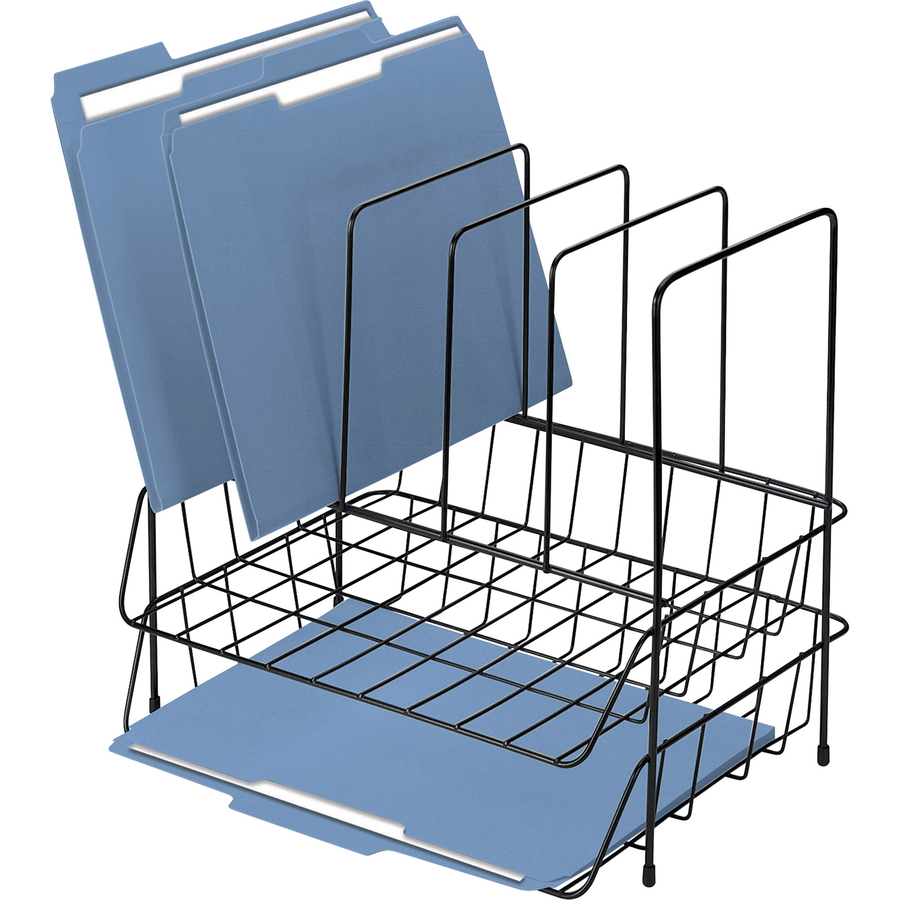 Fellowes Wire Double Tray with Sorter - Servmart