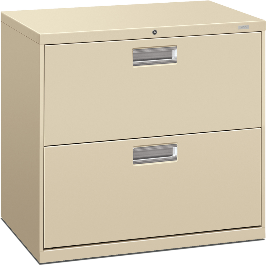 Lorell Lateral File Cabinet Hon 672l L Hon 600 Series Standard Lateral File With Lock