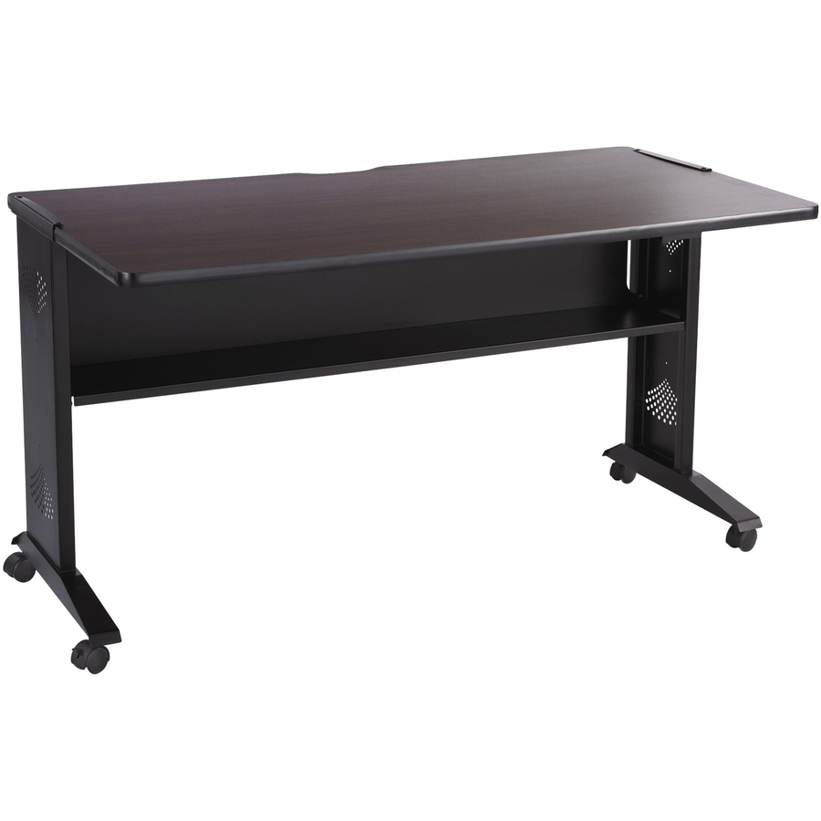 Safco 54 Quot W Reversible Top Mobile Desk Servmart