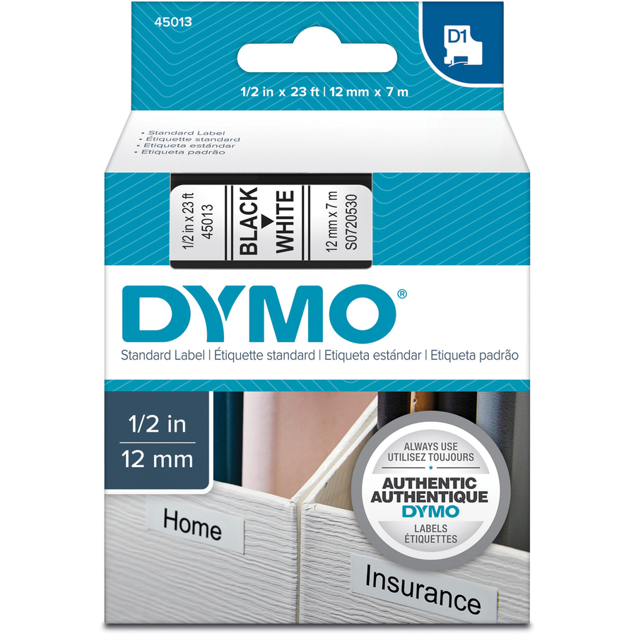 dymo d1 label maker instructions