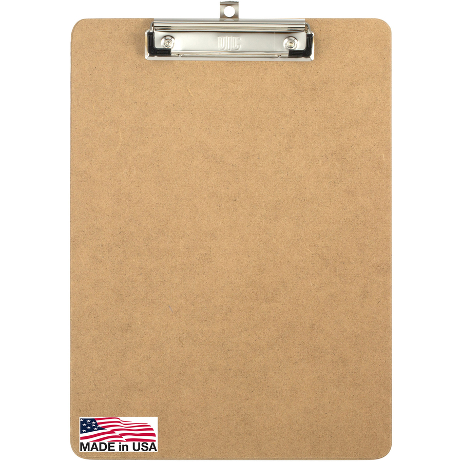 oic low profile clipboard office pros