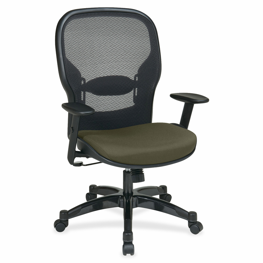 Office Star Space Air Grid 2387C Professional Manager Chair OSP2387C27.  Original Swatch Original Swatch
