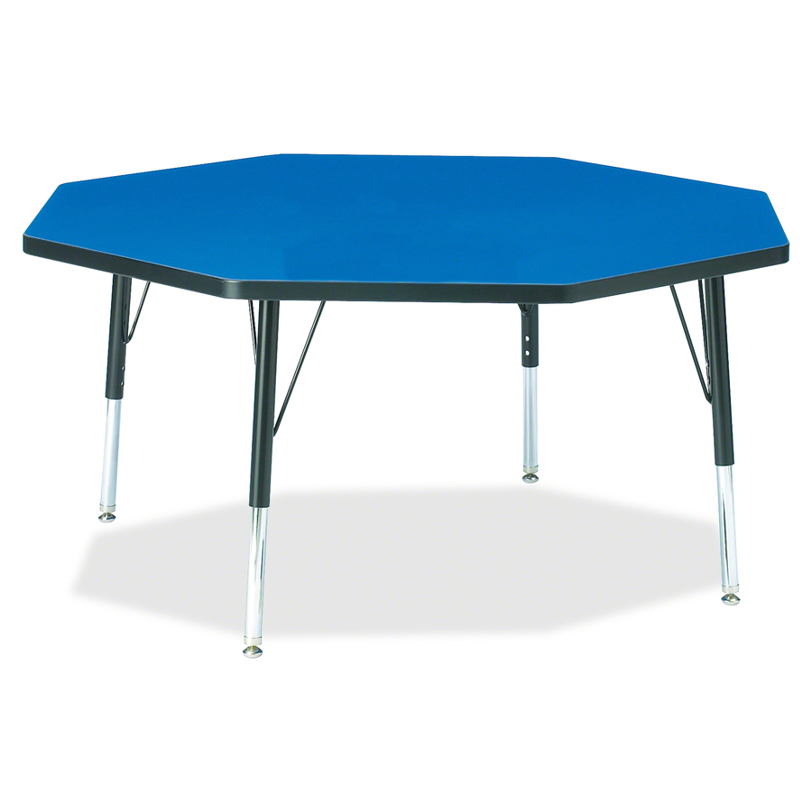 Berries Toddler Height Color Top Octagon Table Direct fice Buys
