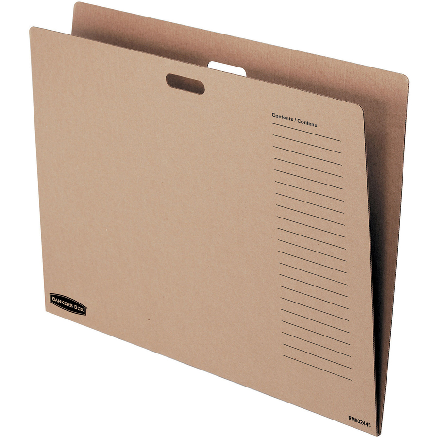 bankers box chart folders fel3380101 original
