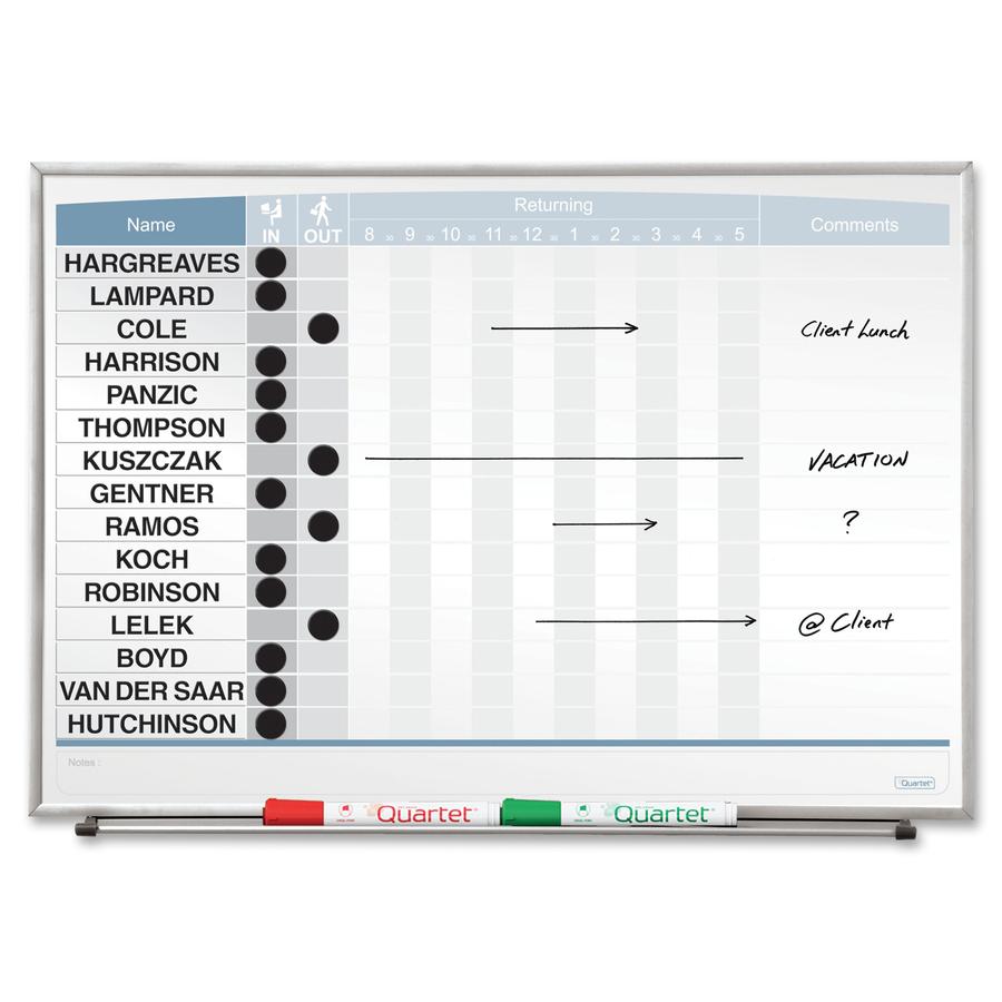 Quartet Matrix® In/Out Board, 23\