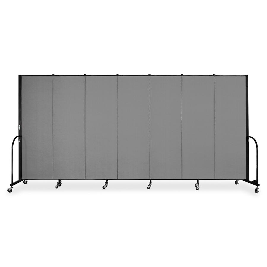 ScreenFlex CFSL607DG Screenflex FREEstanding 7 Panels