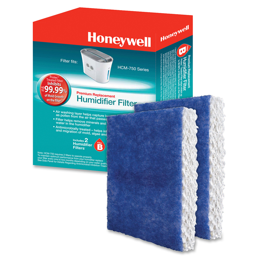 HAC 700PDQ Replacement Filter B for the HCM 750 Humidifier Air Filter #BD190E