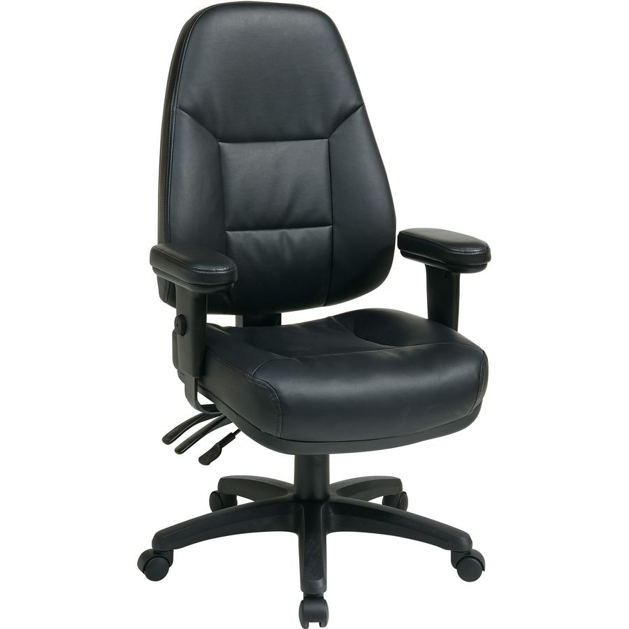 Silla ejecutiva Office Star WorkSmart EC4300 - Asiento Ajustable ...